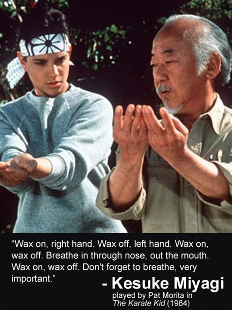 film quotes karate kid 16 inspirational teacher quotes from television film
