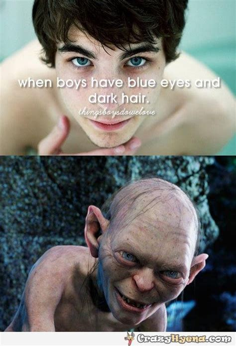 Thingsboysdowelove Meme - boys with blue eyes and ddark hair