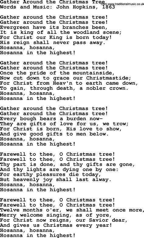 christmas powerpoints song gather around the christmas