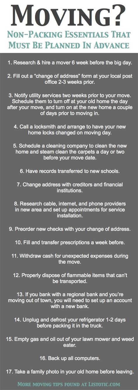 moving tips home moving assistance