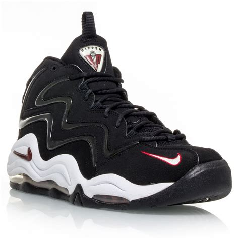 basketball shoes information buy nike air pippen mens basketball shoes black