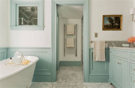 Wainscotting Bathroom by Bathroom Wainscoting What It Is And How To Use It