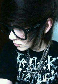 emo hairstyles with glasses scene boys tumblr cute emo boys pinterest high