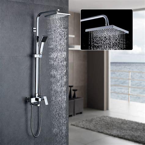 montaggio miscelatore doccia miscelatore doccia incasso o esterno le soluzioni sul mercato