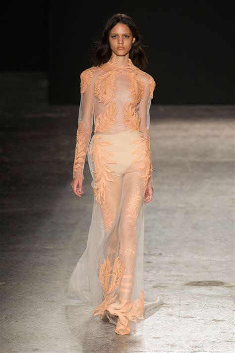 spring 2015 hair style galleries francesco scognamiglio spring 2015 the best runway