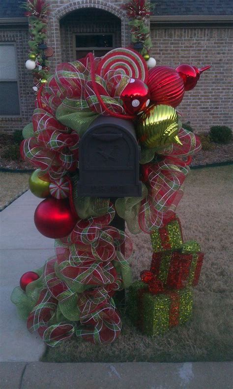84 best mailbox decorating images on pinterest mailbox