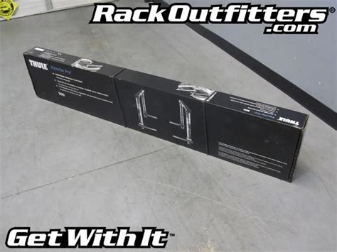 Thule Xsporter Pro 500 Truck Rack by Rack Outfitters Thule 500 Xsporter Pro Multi Height