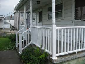 Exterior Banister Home Remodeling And Improvements Tips And How To S