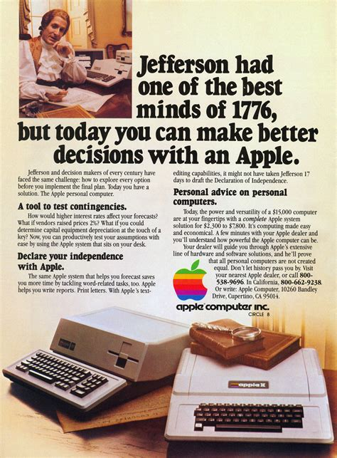 new year apple ad the worst apple print ads of all time