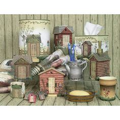 outhouse bathroom accessories outhouse bathroom bathroom sets and shower curtain hooks