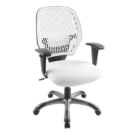 Modern White Desk Chair Attachment Modern White Office Chair 1243 Diabelcissokho