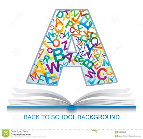 back to school design template back to school template royalty free stock photos image