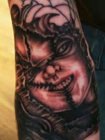 horror tattoos tattoosphoto