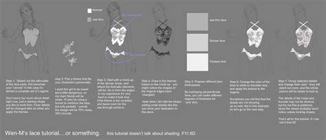 tutorial html gallery image gallery lace drawing tutorial