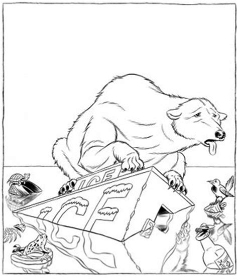 global warming coloring pages image search results