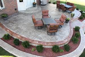 Patio Designs Pictures Design Outside Landscaping