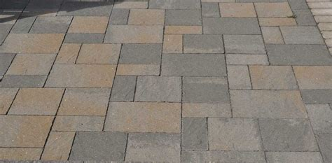 choosing the right paver color and style for a patio driveway or path inch calculator