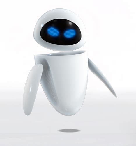 film robot eve which 5 animated cartoon characters do you find attractive