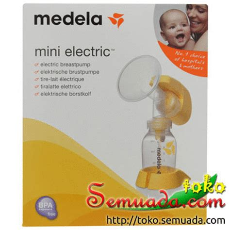Pompa Asi Pigeon By Temmy Babyshop jual pompa asi medela mini electric breastpump