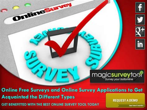 Free Online Survey - free online survey software questionnaire tool