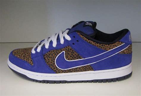 Nike Sb Dunk nike sb dunk low safari freshness mag