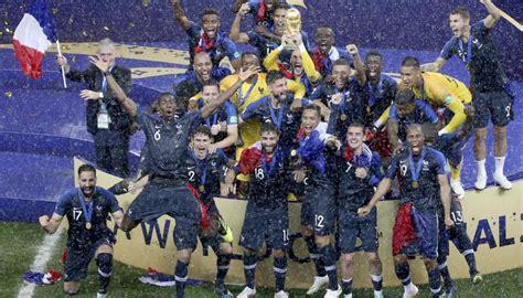 Coupe du monde 2018 : 10 métiers qui tournent autour du ... L Equipe Football
