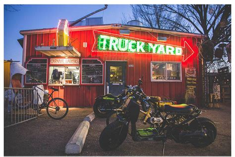 truck dallas dallas truck yard will bring a playground for grown ups