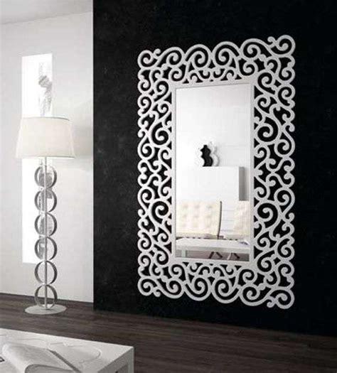 decorar bordes de espejos 28 ideas e im 225 genes para decorar espejos
