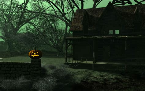 house themes for pc halloween home wallpapers hd wallpapers id 6132
