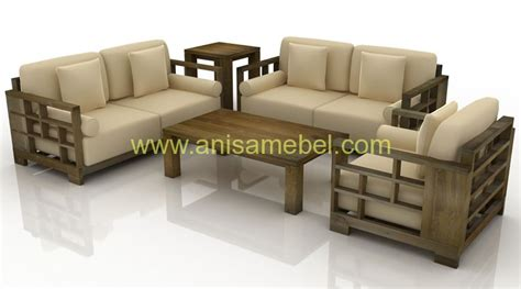 Kursi Tamu Jati Minimalis Terbaru kursi tamu minimalis desain terbaru anisa mebel jepara pilihan furniture berkualitas