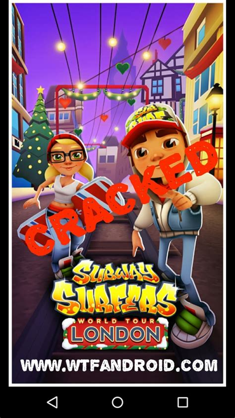 subway surfers hack mod apk subway surfer hack apk v1 32 0 mod for android wtfandroid