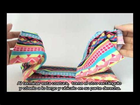 como hacer una alfombra con retazos de tela todo 161 c 243 mo hacer una diadema con retazos de tela youtube