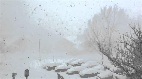 snow blankets the university park cus penn state university penn state behrend lake effect snow youtube