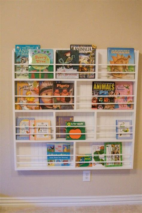 easy cheap diy bookshelf for the home
