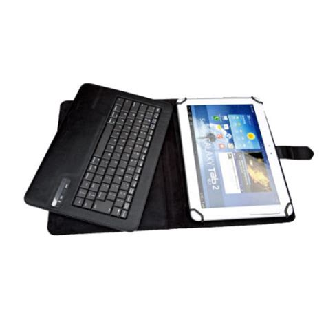 Keyboard Tablet 10 Inch kit universal bluetooth keyboard for 9 10 inch tablets black