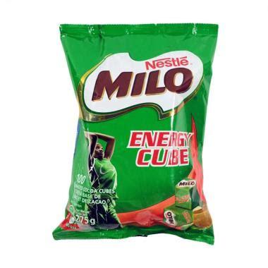 Milo Cube 100 Pcs By Blooming Deal jual milo terbaru original harga promo blibli