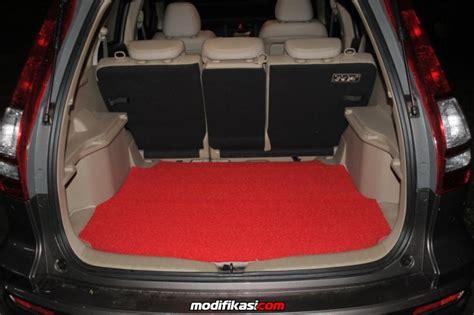 Karpet Bagasi Mobil Sedan karpet dasar variasi berfungsi sbg peredam jg bnyk warna