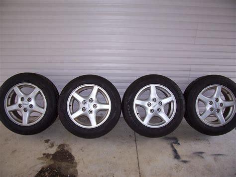 Pontiac Firebird Rims by 4 Firebird 5 Spoke 16 Quot Rims And Tires Ls1tech