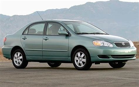 Toyota Corolla 2008 Mpg Used 2008 Toyota Corolla For Sale Pricing Features