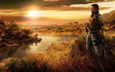 film cowboy keren far cry 2 wallpapers wallpaper cave
