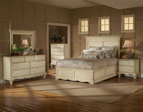 storehouse bedroom furniture hillsdale wilshire panel storage bedroom set antique