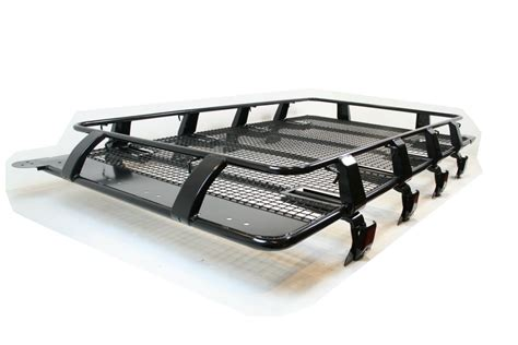 Rack Roof land rover defender titan roof rack heavy duty expedition ebay