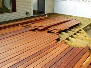 information deck catskill earth project for your deck some information