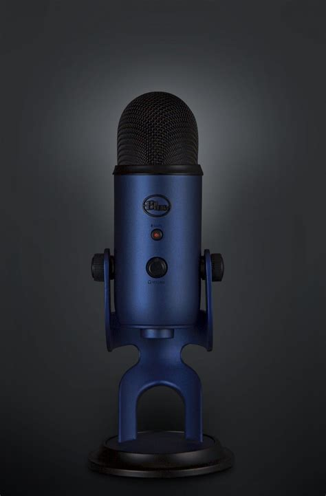 pattern blue yeti blue yeti usb microphone midnight blue voiceauthor