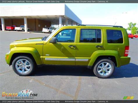 jeep rescue green rescue green metallic 2012 jeep liberty latitude photo 4