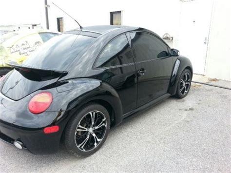2004 Volkswagen Bug by Purchase Used 2004 Vw Volkswagen Bug Beetle Turbo Sunroof