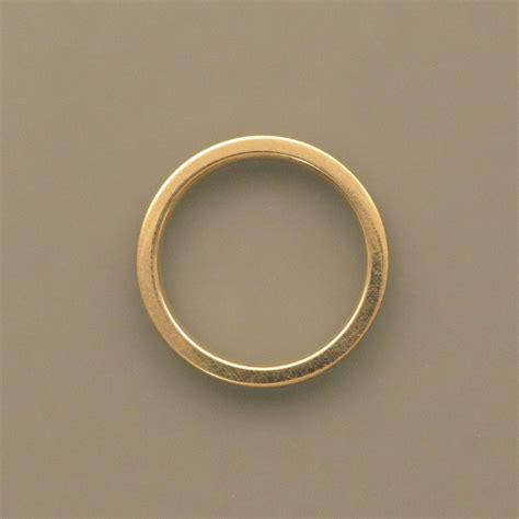 A Gold Ring by Discreet Gold Ring 0 16 Inch 4 Mm Schmuckwerk Shop De