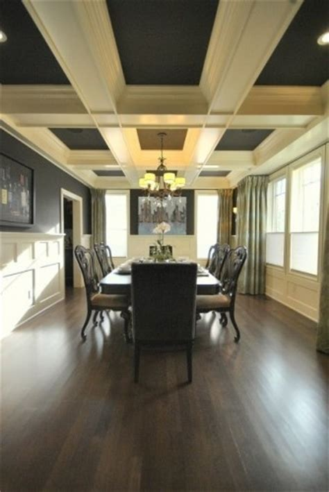 coffered ceilings for the home pinterest