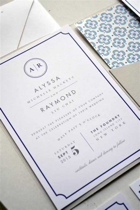 wedding invitations in new york city wedding invitation with pocket metropolitan jpress