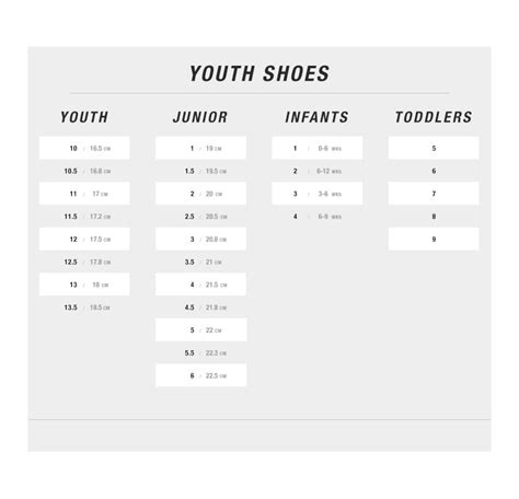 shoe size chart north face nwt the north face girls youth equity trail sneakers shoes